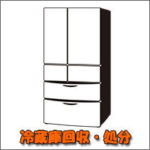福岡 冷蔵庫の不用品回収・処分