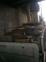 南区で不用品、粗大ごみを回収