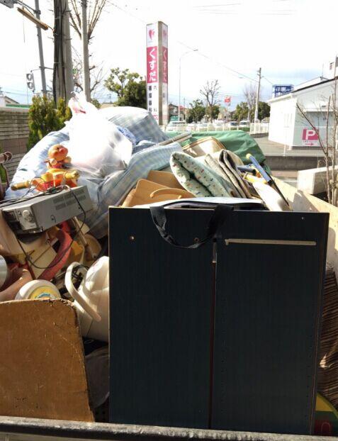 東区筥松の不用品回収、遺品整理、粗大ごみは福岡の片付け隊!