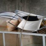 回収した不用品、今から処分