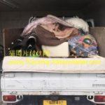 軽トラックゴミ回収・収集車、積み放題パック