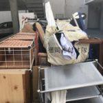 福岡市南区桧原で不用品を回収してきた