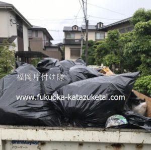 福岡市中央区浄水場で不用品回収をして来ました
