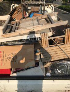 不用品回収・ゴミ屋敷片付け・遺品整理 福岡市中央区赤坂