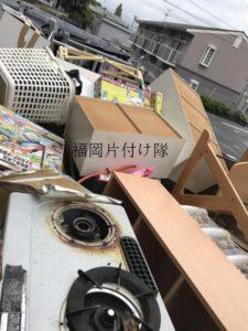福岡市東区香椎で不用品を回収