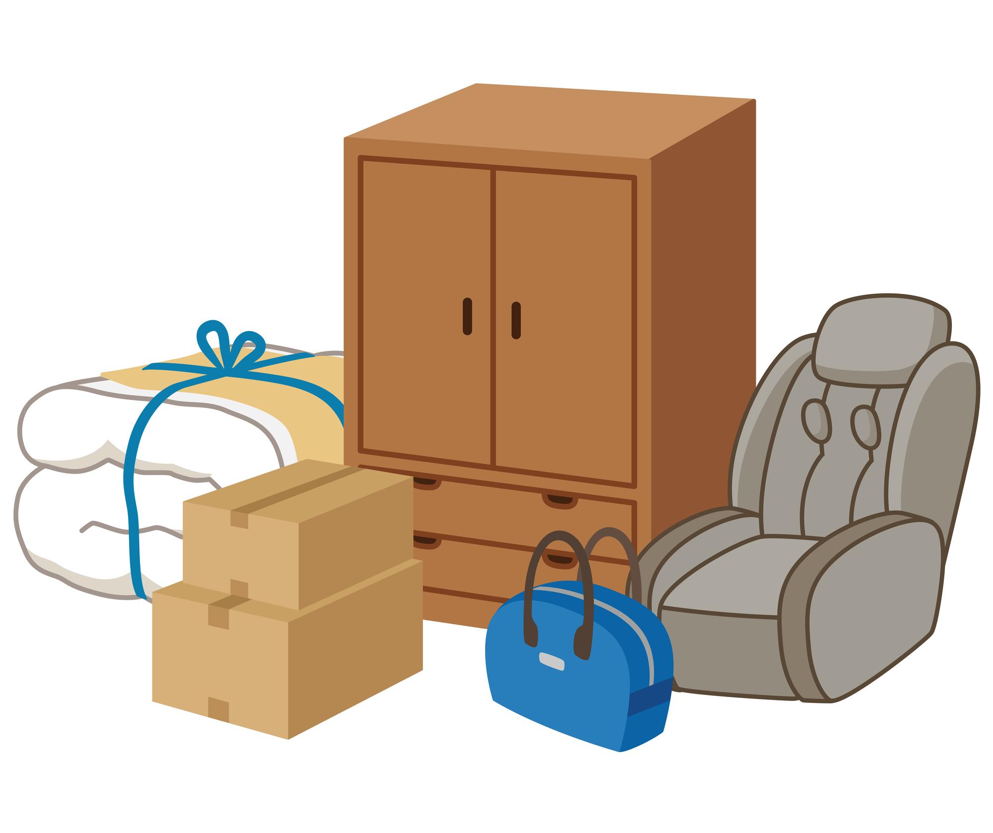 家具 処分