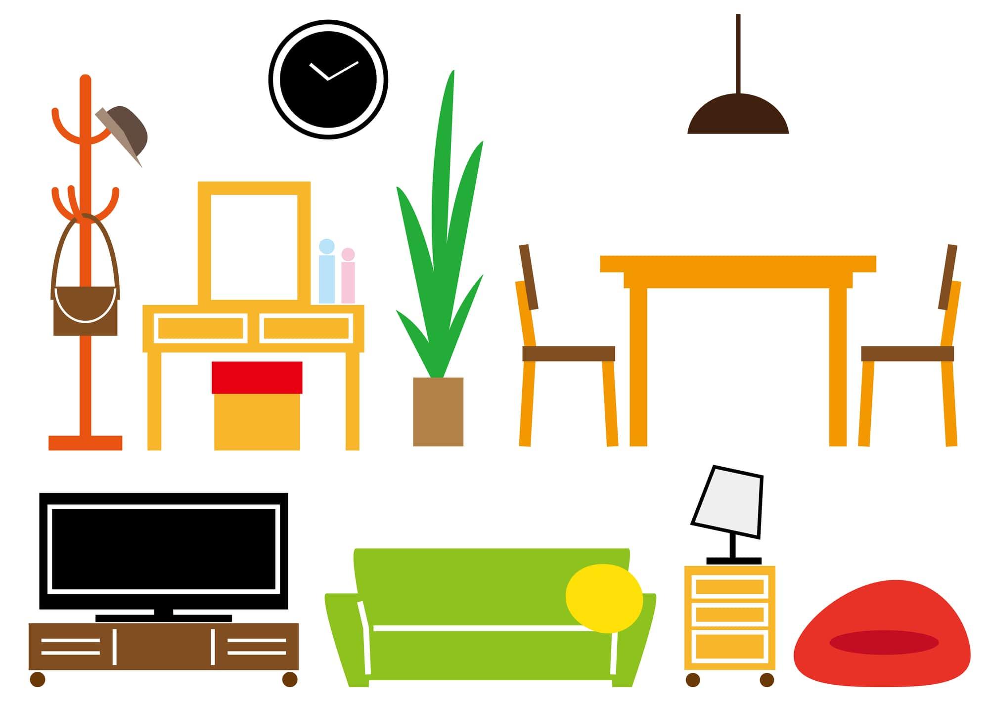 家具・家電 イメージ