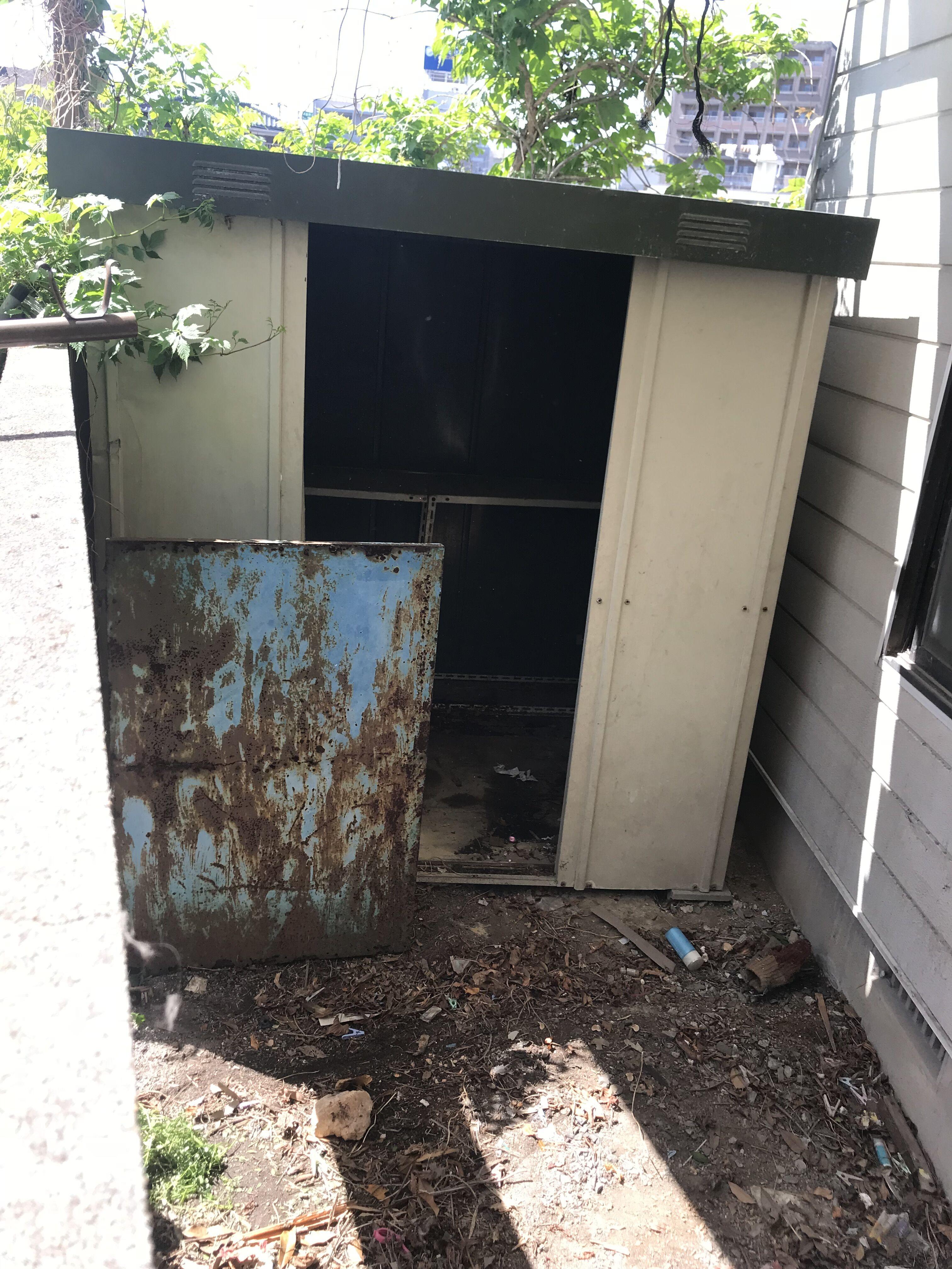 福岡市西区愛宕の不用品回収後
