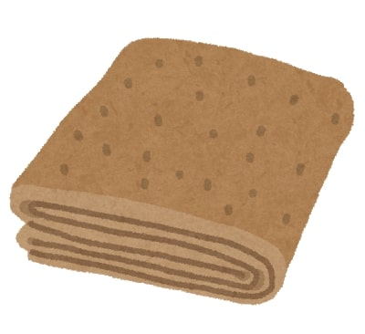 毛布のイメージ