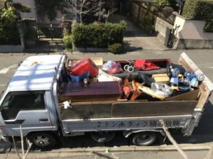 トラック積み放題イメージ