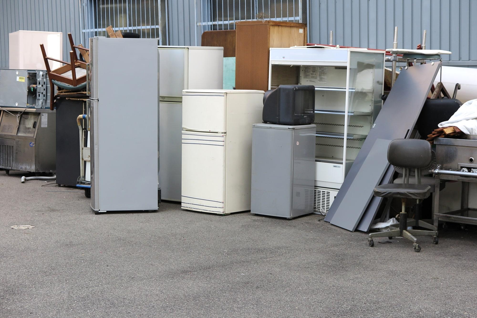 【福岡版】色々な家電の処分・回収の方法をご紹介します