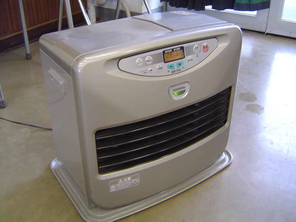 福岡で石油ファンヒーターを処分・回収するなら