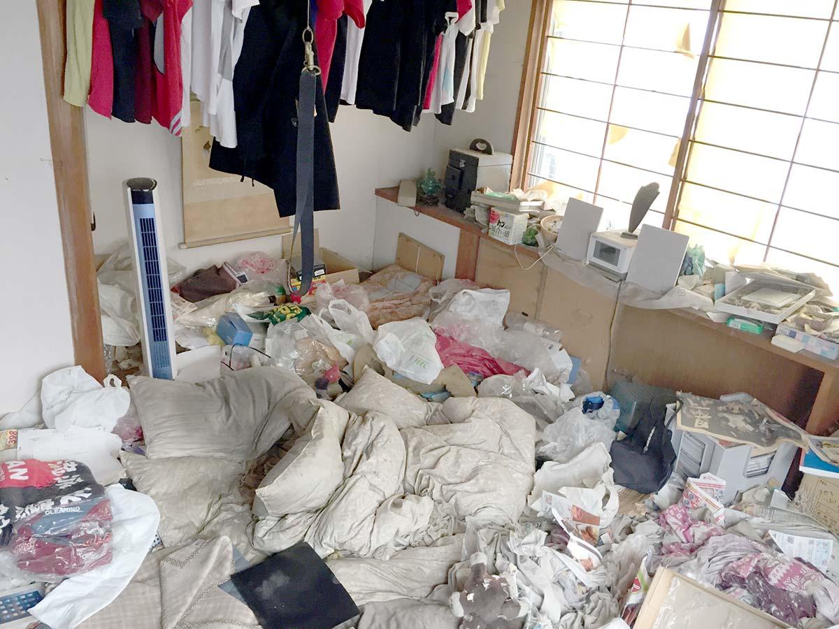 実家がゴミ屋敷になってしまったら、その片付け方法をお教えします