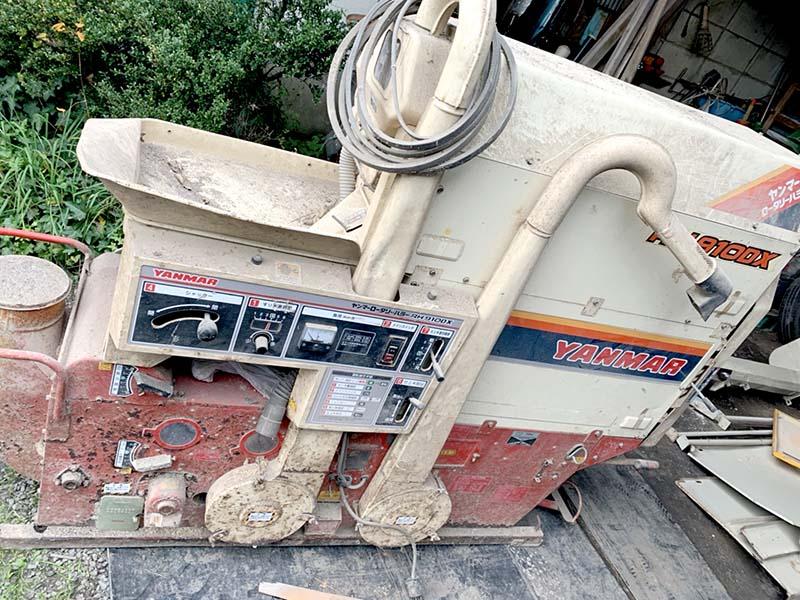 福岡市西区で農耕具の乾燥機を回収いたしました