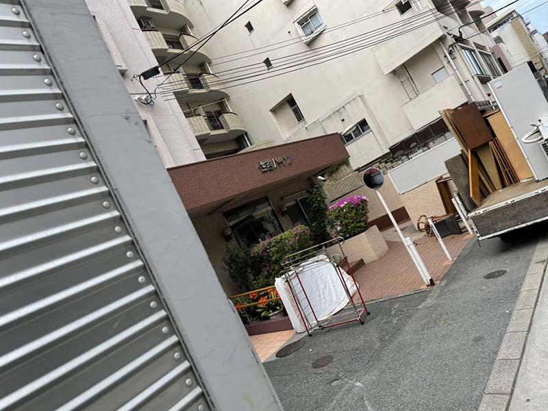 福岡市博多区でマンションを売却前の丸ごと片付け、不用品回収【回収実績】