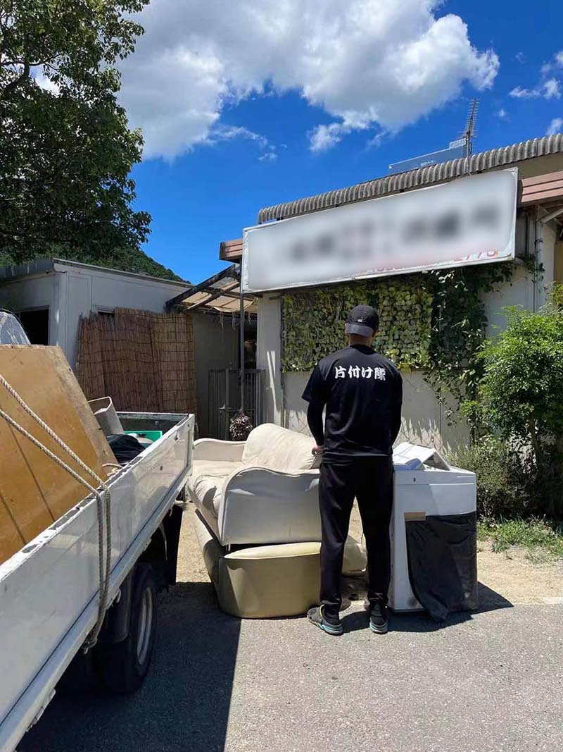福岡市の法人・会社の不用品を回収しました【回収実績】